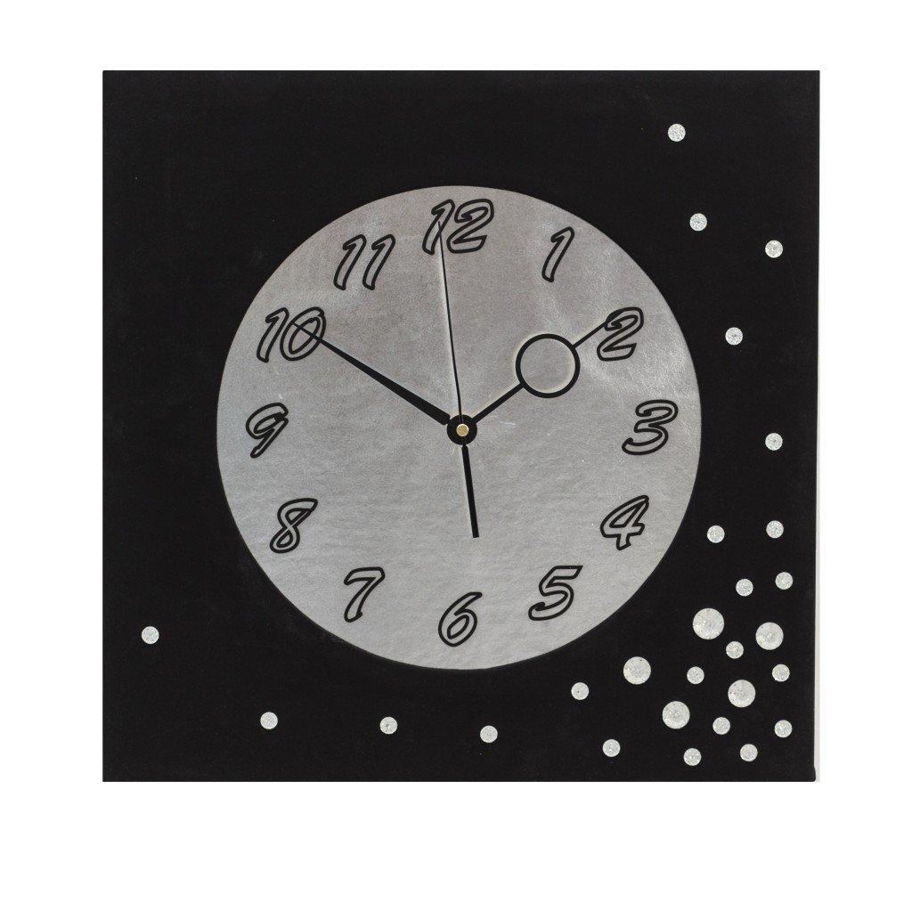 Orologio da parete moderno for Orologio digitale da parete ikea