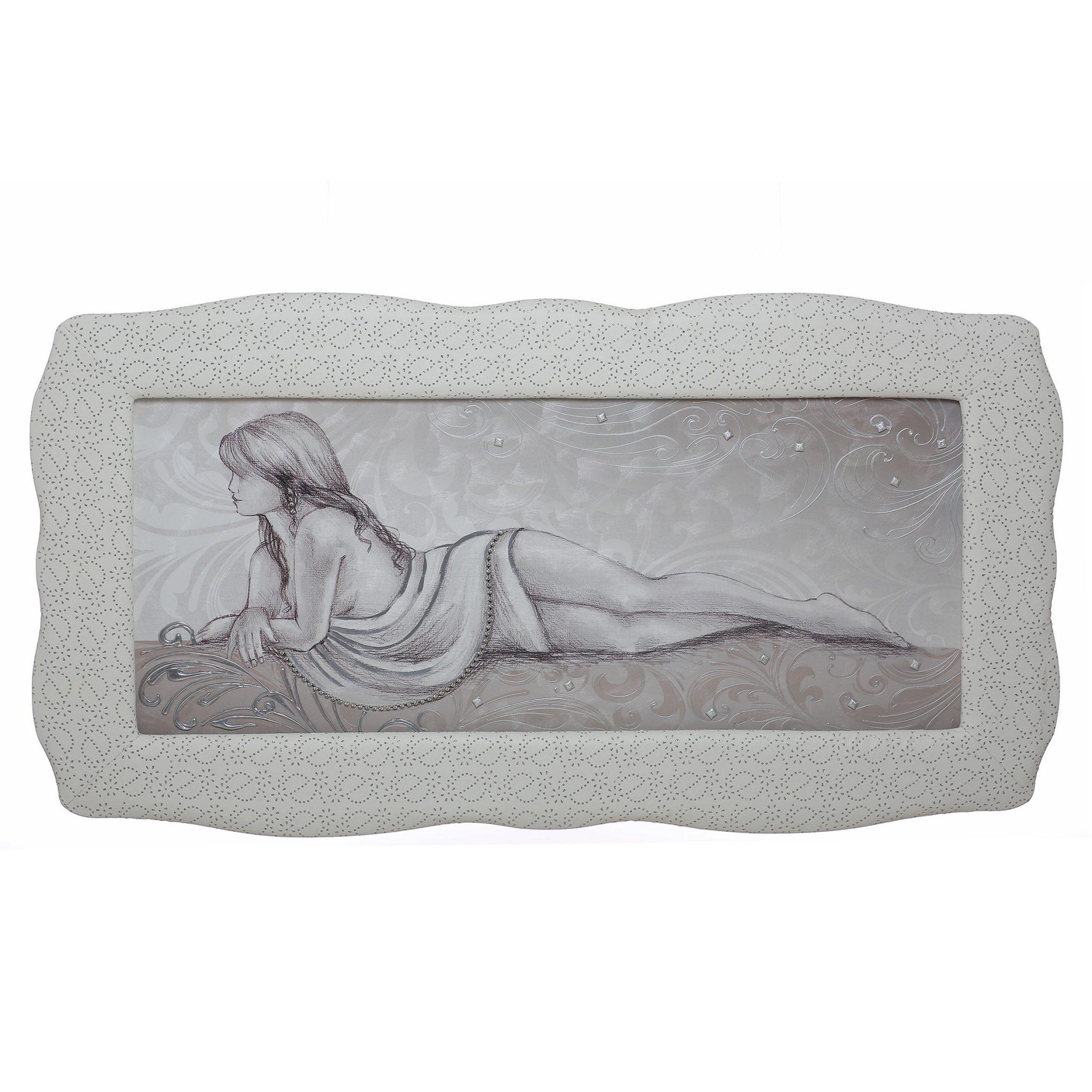 quadro con cornice Nudo di donna
